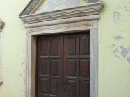 Portal crkve Svete Foške, Pomer. Autor: Aldo Šuran (2007.)