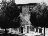 Gotička kuća sredinom 60-ih godina, Poreč. (bn. 7874a) Iz arhive Arheološkog muzeja Istre