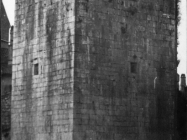 Peterokutna kula 1952. godine, Poreč. (fn. 919b) Iz arhive Arheološkog muzeja Istre