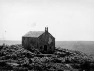 Crkva sv. Agneze sredinom 60-ih godina, Rakalj. (bn. 6486) Iz arhive Arheološkog muzeja Istre