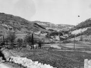 Pogled sa zapada na Ročko polje sredinom 60-ih godina, Roč. (bn. 7476) Iz arhive Arheološkog muzeja Istre