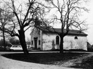 Crkva sv. Petra sredinom 80-ih godina, Šajini. (fn. 20244) Iz arhive Arheološkog muzeja Istre
