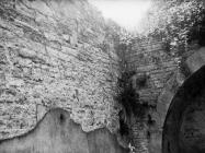 Crkva Svetog Trojstva 1975. godine, Šišan. (fn. 13932) Iz arhive Arheološkog muzeja Istre