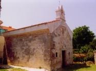 Renovinrana crkva Svetog Trojstva 1994. godine, Šišan. (fn. 31862) Iz arhive Arheološkog muzeja Istre