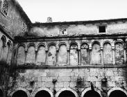 Pavlinski samostan u Svetom Petru u šumi 1973. godine, Sveti Petar u šumi. (fn. 12019) Iz arhive Arheološkog muzeja Istre