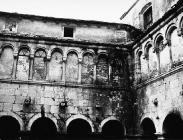 Pavlinski samostan u Svetom Petru u šumi 1973. godine, Sveti Petar u šumi. (fn. 12020) Iz arhive Arheološkog muzeja Istre