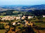 Zračni snimak Trviža 2003. godine, Trviž. (fn. 44498) Iz arhive Arheološkog muzeja Istre