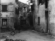 Ulica u Umagu sredinom 60-ih godina, Umag. (fn. 7871-2) Iz arhive Arheološkog muzeja Istre