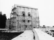 Pogled na kulu u Umagu sa zapadne strane 1972. godine, Umag (fn. 11754.) Iz arhive Arheološkog muzeja Istre