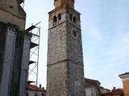 Zvonik. Umag. Autor: Aldo Šuran (2010.)
