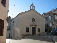 Crkva Svete Foške. Vrsar. Autor: Aldo Šuran (2009.)