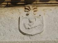 Grb iznad gradskih vrata. Vrsar. Autor: Aldo Šuran (2009.)