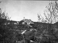 Pogled na Završje s južne strane, Završje. (bn. 6721.) Iz arhive Arheološkog muzeja Istre