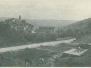 Završje oko 1920. godine, Završje. Iz arhive Zavičajnog muzeja Buzeta