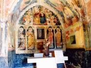 Freske u crkvi Svetog Antuna, Žminj. (fn. 45322) Iz arhive Arheološkog muzeja Istre