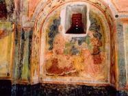 Freske u crkvi Svetog Antuna, Žminj. (fn. 45323) Iz arhive Arheološkog muzeja Istre