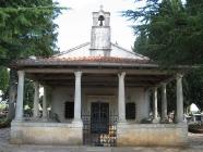 Crkva Svetog Križa na žminjskome groblju. Žminj. Autor: Aldo Šuran (2007.)