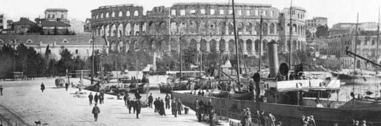 """Predavanje Alide Perkov """"Gospodarstvo Istre uoči I. svjetskog rata"""" u Puli"""