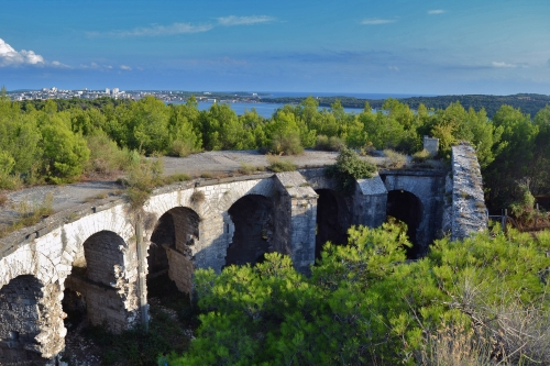 Utvrda Monte Grosso u Štinjanu