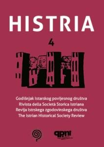 Naslovnica Histria br. 4.