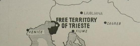 """Izložba """"Zona B Slobodnoga teritorija Trsta"""" u Kopru"""