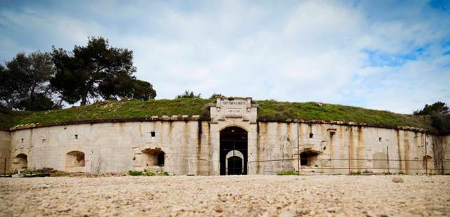 Tvrđava Punta Christo u Štinjanu