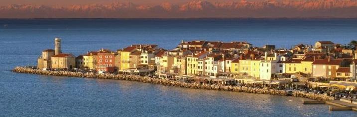 Tradicionalna plovila iz Romagne u Piranu