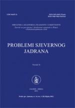 Problemi sjevernog Jadrana, sv. 14.