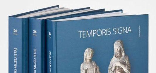 """Predstavljanje knjige Tatjane Bradare i Ondine Krnjak """"Temporis signa: Arheološka svjedočanstva istarskog novovjekovlja"""" u Puli"""