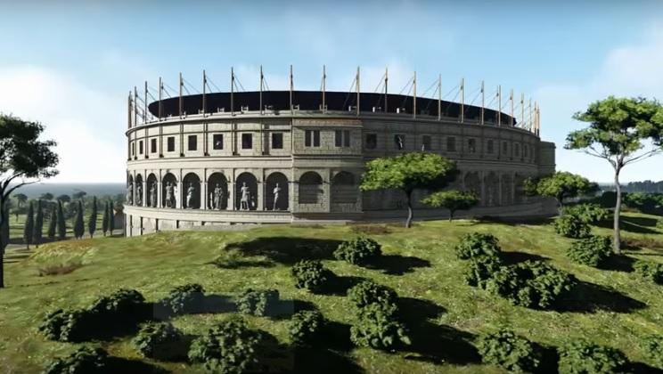 3d arena