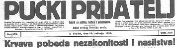 """Predavanje Stipana Trogrlića """"Katolička crkva u Istri i nastupajući fašizam – parlamentarni izbori 1921. godine"""" u Puli"""