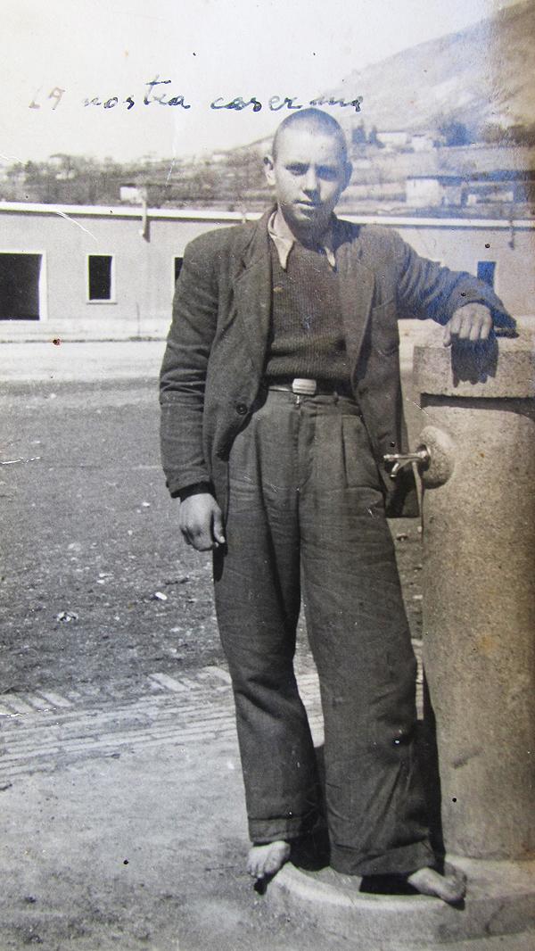 1.Lovriha u talijanskoj vojsci