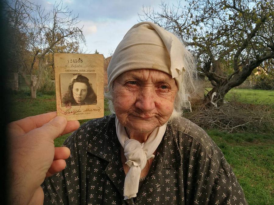 Marija Špigić-nekad i sad