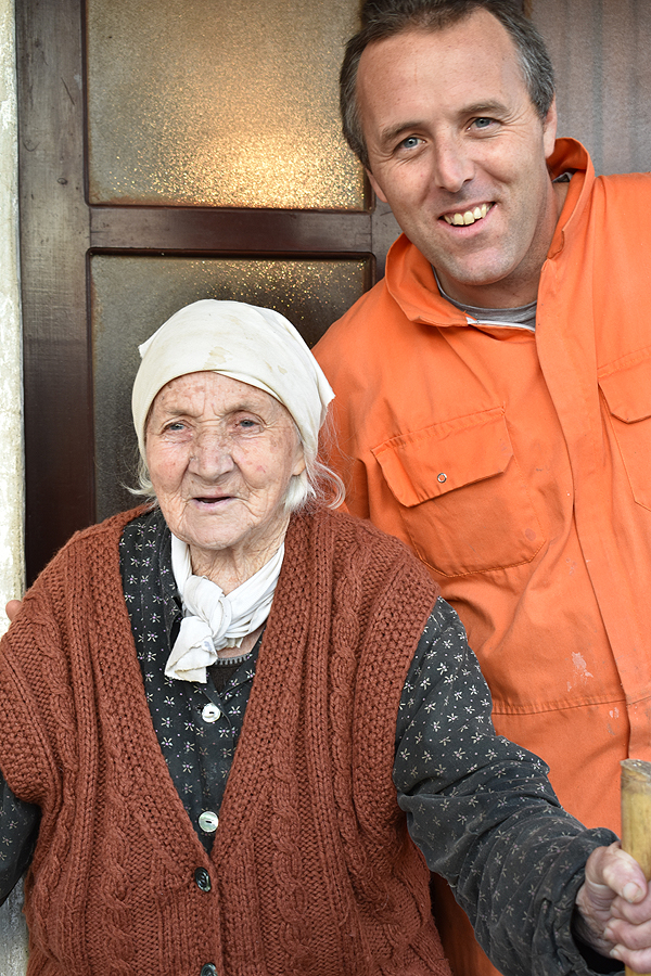 marija s unukom omarom