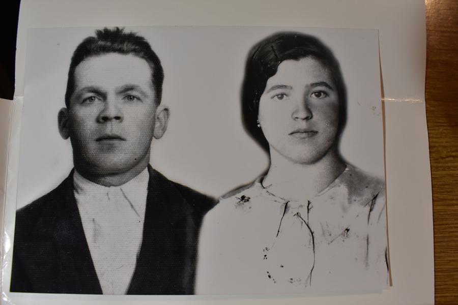 otac i majka,mate i katarina matošić