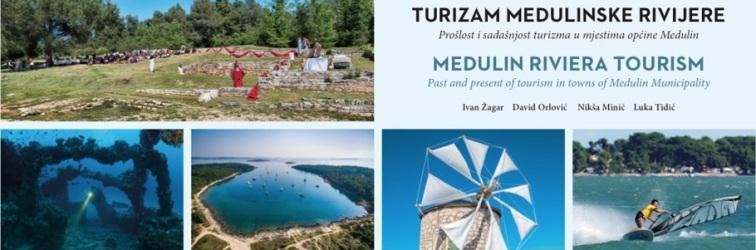 """Predstavljanje knjige """"Turizam medulinske rivijere. Prošlost i sadašnjost turizma u mjestima općine Medulin""""  u Puli"""