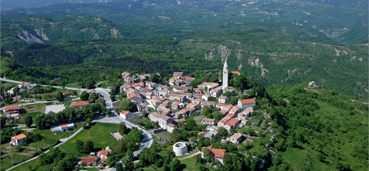 """Predstavljanje knjige """"Posljednji car u Istri"""" u Gračišću"""