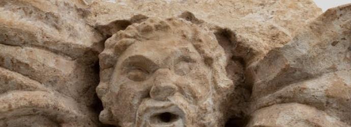 """Izložba """"Rimske kazališne maske"""" u Puli"""