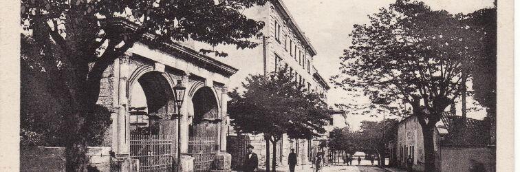 """Predavanje Milana Radoševića """"Počeci fašističkog nasilja u Puli: palež Narodnog doma (14.VII.1920.) i njegove reperkusije"""" u Puli"""