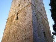 Zvonik crkve Svetog Julijana. Bale. Autor: Aldo Šuran (2008.)