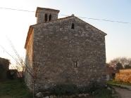 Crkva Svetog Ilije, 11. stoljeće. Bale. Autor: Aldo Šuran (2008.)