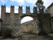 """Istočna gradska """"mala"""" vrata. Barban. Autor: Aldo Šuran (2008.)"""