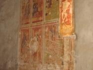 Freske u crkvi Svetog Jakova. Barban. Autor: Aldo Šuran (2008.)