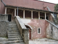 Trijem, palača Loredan. Barban. Autor: Aldo Šuran (2008.)