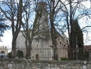 Crkva Svetog Nikole i palača Loredan. Barban. Autor: Aldo Šuran (2008.)