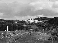 Pogled na Beram krajem 60-ih godina, Beram. (fn. A. Orel, fp. 8382) Iz arhive Arheološkog muzeja Istre