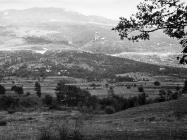Pogled na Boljunštinu, Boljun. (inv. neg. 23520, foto Bačić) Iz arhive Arheološkog muzeja Istre