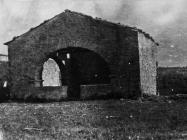 Lođa u Božjem polju 1952. godine, Božje polje. (fn. 1156) Iz arhive Arheološkog muzeja Istre