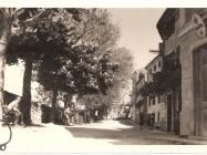 Ulice Buzeta 50ih godina, Buzet. Iz Zavičajnoj muzeja Buzeta.