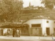 Buzetska Fontana 1946. godine, Buzet. Iz arhiva Zavičajnog muzeja u Buzetu